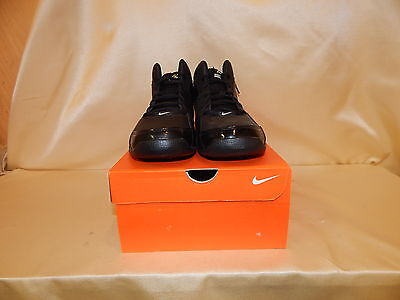 Mens Air Max Posterize SL Black/Silver Size 8 Sneakers (NO00125)