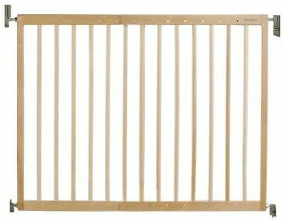 Munchkin Baby Proof Safety Gate Wooden Single Panel
