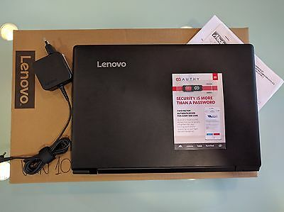 Lenovo IdeaPad 110 i3-6100U, 8GB RAM DDR4, 1TB HDD, Windows 10 + Webcam closure