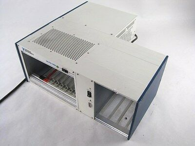 NI National Instruments 8-Slot PXI-1050 Chassis 4-Slot SCXI Subsystem Module