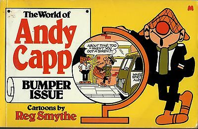 The World Of Andy Capp. Bumper Issue. Excellent Condition.Paperback.Reg Smythe.
