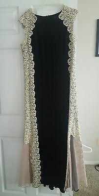 David's Bridal mother of the bride dress lace size 18