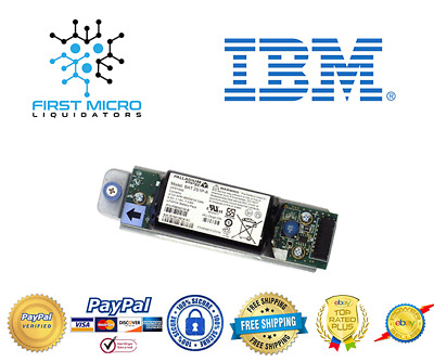 IBM BATTERY DATE CODE:2018 DS3500 DS3512 DS3524 DS3700 69Y2926 69Y2927 D668J