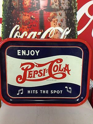 Pepsi Tray Double DOT 1940's