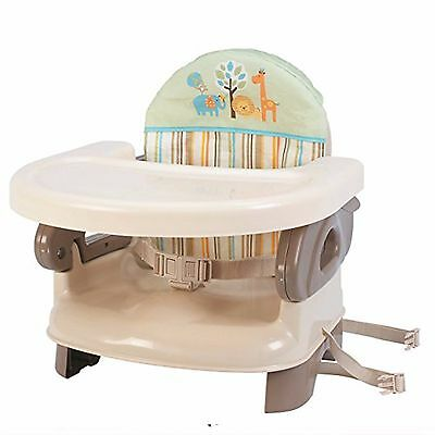 Summer Baby Kids Seat Comfort Table Food Infant Folding Compact Booster Chain