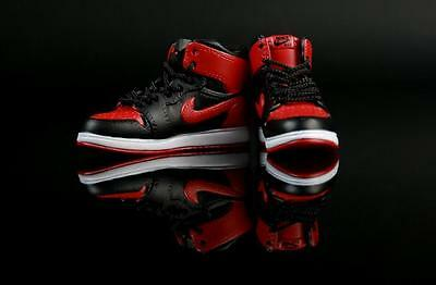 "1//6 Shoes Sneakers basketball for 12/"" Hot Toys PHICEN MALE ❶USA❶"