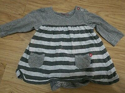 Mothercare dress with underbody 0-3 month