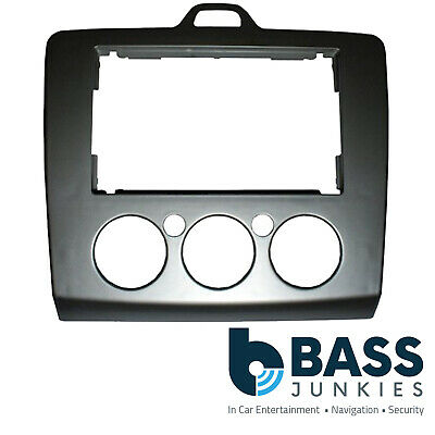 FORD Focus 2006 On Double Din Car Stereo Facia Fascia Panel Plate DFP-07-17