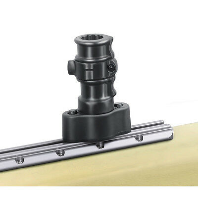 RAM Mounting RAP-383-AAPU Mount Adapt-a-Post Quick Release Track Base