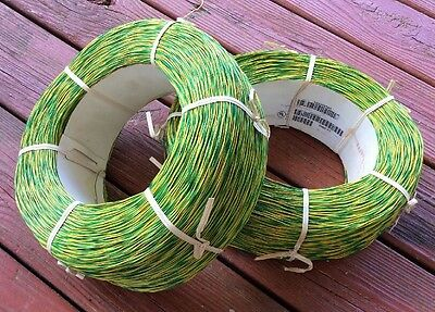 Lucent Technologies Cross Connect Wire~1 Pair~10,000 Ft~DT 2c/24