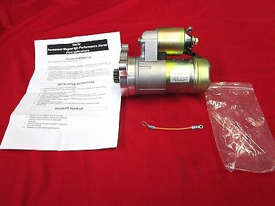 New Hitachi Psl104 Ford 4.6L-5.4L High Torque Mini Starter,permanent Magnet