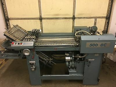 Baum 520B Folder with Right Angle  4/4