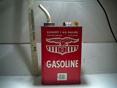 Vintage Eagle Gas Can