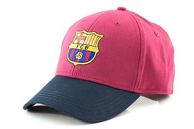 Barcelona FC Supporters Hat Official Barcelona Licenced  Basic Baseball Cap