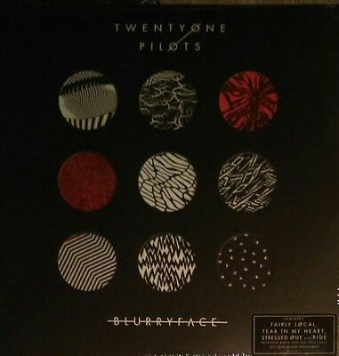 *STILL-SEALED* COLORED VINYL* TWENTY ONE PILOTS - Blurryface (2015) 2x 12in LP