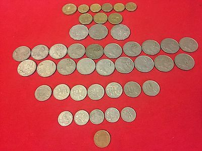 Vintage-Current Australia Coins *21.26 AUD* All Legal Tender