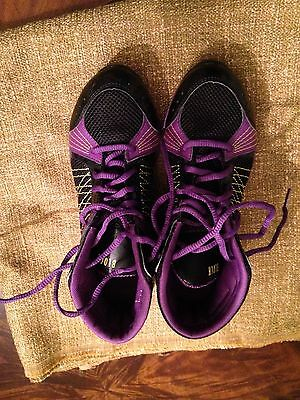 Purple Bloch Dance Shoes Great for Zumba!