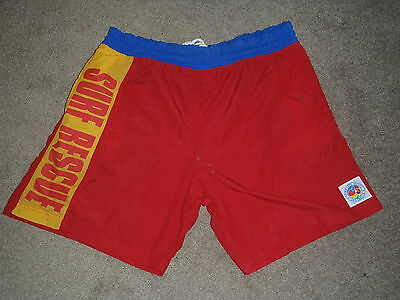 OFFICIAL KELLOGGS NUTRI GRAIN SURF LIFE SAVING SHORTS by SPANK