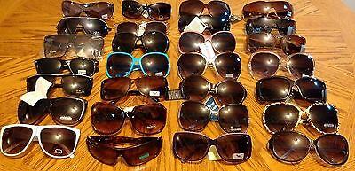 quality womens sunglasses Wholesale Lot Of 28 pair New designer style =