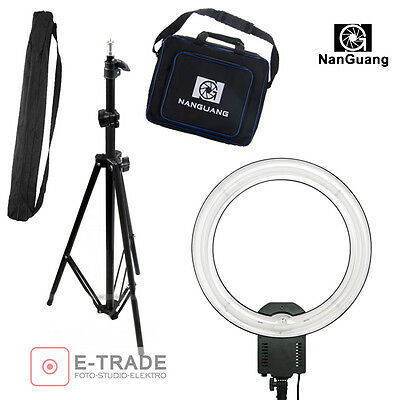 65W RING LAMP + STAND + DIFFUSER + BAGS // ringlight - for MAKRO FACE BEAUTY