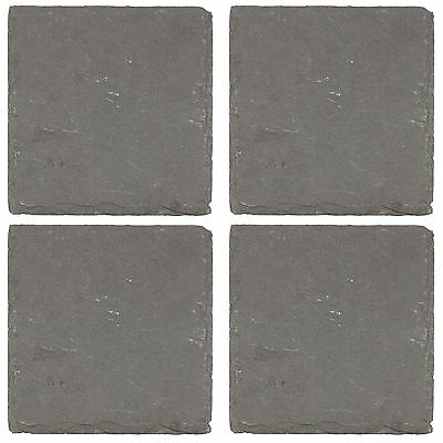 Rjr.John Rocha Pack Of 4 Slate Rough Edge Coasters From Debenhams