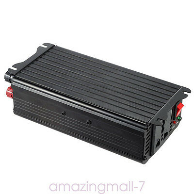 Modified Sine Wave Inverter 800W Car Power Inverter 24V DC-220V AC Solar System