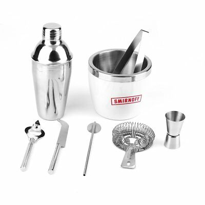 Bar Set Cocktailshaker Shaker Cocktailset Barmixer Cocktail Mixer Shakerset DE
