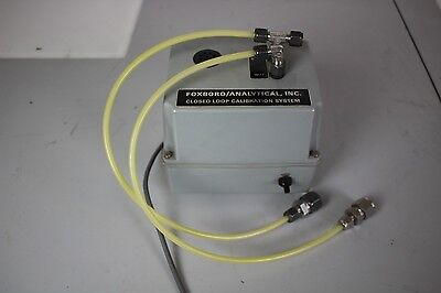 Foxboro Closed Loop Calibration System Model 106 220 Volt 50/60Hz 3 amp