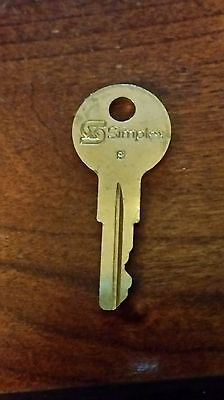 Simplex B Key For Fire Alarm Boxes & Pull Stations
