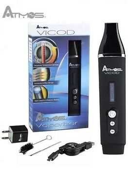 Atmos RX Vicod Vaporizer Advanced Temp & Airflow with High Grade Heating Chamber