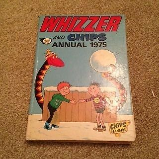 whizzer and Chip Annual 1975