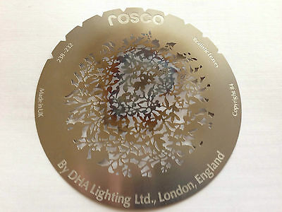 Rosco/DHA A-Size Realistic Leaves GOBO (100mm) 238-232