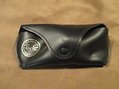 Ray Ban sunglasses case only 100% UVprotection black