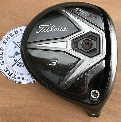 Titleist 915 F 15 Degree 3 Wood Head
