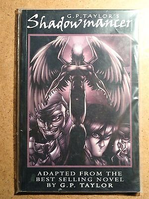 G.P. Taylor's Shadowmancer Volume 1 Graphic Novel Markosia 2005 Comic Strip Book