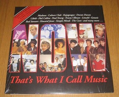 Now That's What I Call Music - Double LP - 2015 - RSD re-release only 1500 made