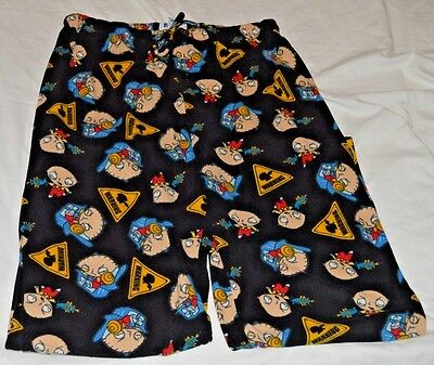 Family Guy Stewie Griffin size Large  Flannel Pajama Pants