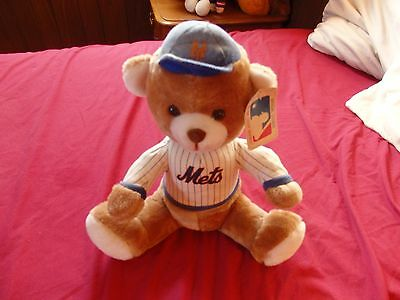 New York Mets Teddy Bear