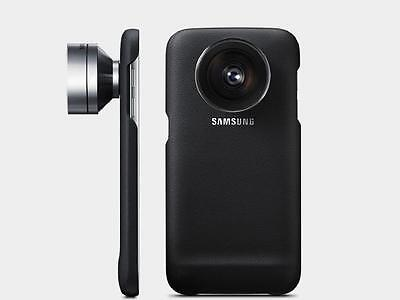 Brand New, Retail Samsung Galaxy S7 Lens Cover w/ Telephoto & Wide-Angle
