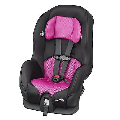 Evenflo Tribute LX Convertible Child Toddler Infant Car Seat Saturn Girl Pink