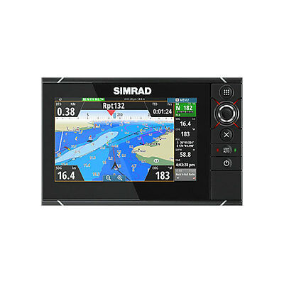 "Simrad NSS7 evo2 Combo Multi-Function Display with 7"" Monitor, SIM-000-11184-001"