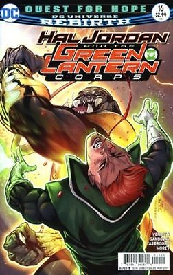 Hal Jordan And The Green Lantern Corps #16 Variant 2017 DC Comics Rebirth