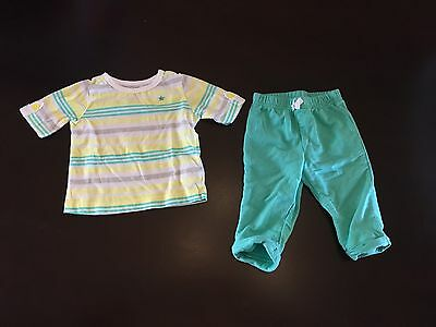 Carter's 2 Piece Outfit Unisex 6 Months