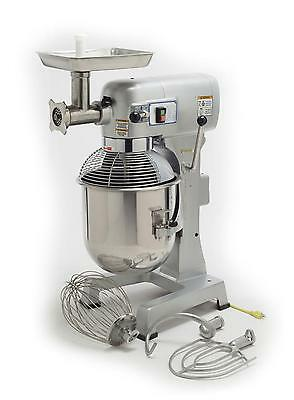 Hebvest 30 Quart Commercial Mixer 2HP - SM30HD