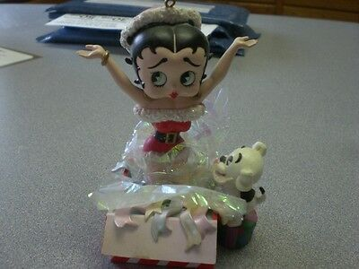 betty boop Ornaments 3 Pieces