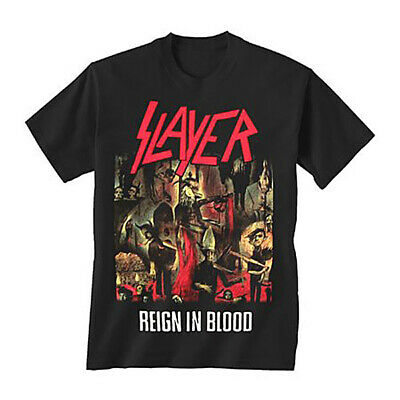 New King Diamond Abigail Album Cover Black Metal Shirt (MED-2XL) badhabitmerch