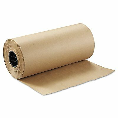 """Wrapping Paper Roll Brown Kraft 18"""" x 900ft USA Free Shipping,NEW"""