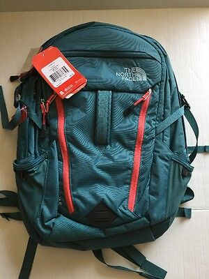 """The North Face W Surge [Clh1Bsl] Tnf Women's Backpack Laptop 15"""" Os"""