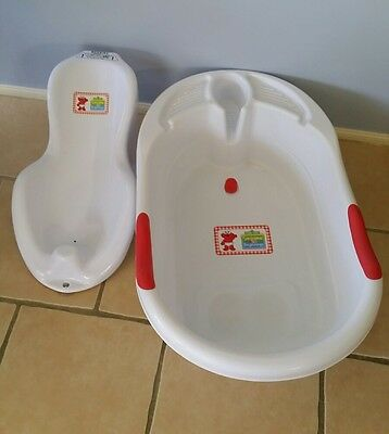 *Sesame Street Beginnings*   Baby Bath and Support Seat set