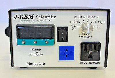 J-Kem Scientific Model 210 Basic Temperature Controller